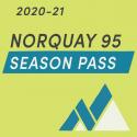 Norquay 95 Season Pass