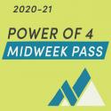 Power of 4 pass